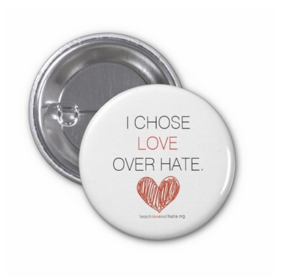 support love buttons